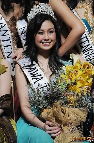 Miss Indonesia 2008 - Sandra Angelia