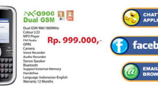 nexian g900