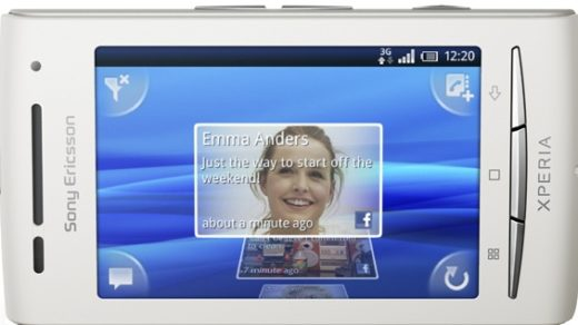 Sony Ericsson X8