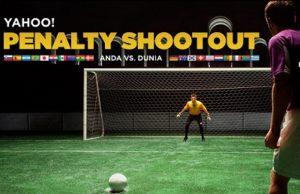 Penalti Shootout Yahoo