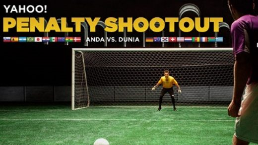 Penalti Shootout Yahoo