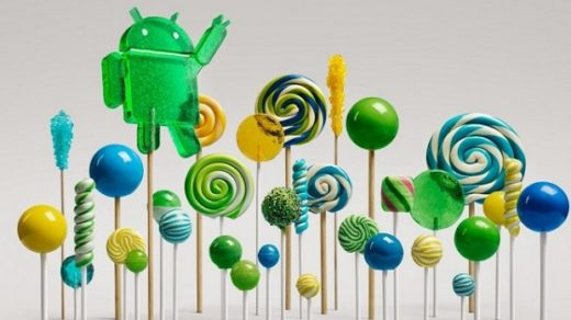 Android Lollipop Asus Zenfone